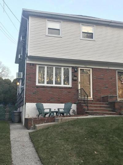 Staten Island Semi-Attached For Sale: 167 Miles Avenue