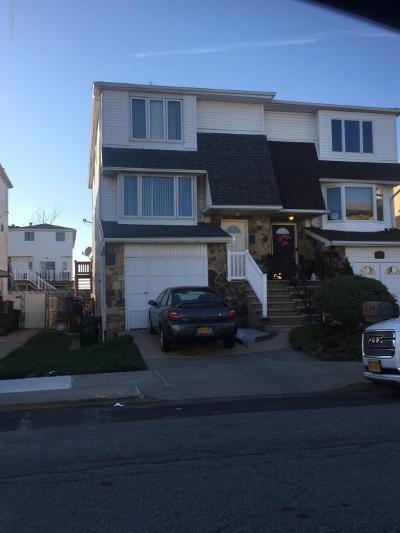 Staten Island NY Semi-Attached For Sale: $699,900