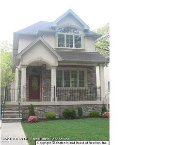 Two Family Home For Sale: 5626 Amboy Rd
