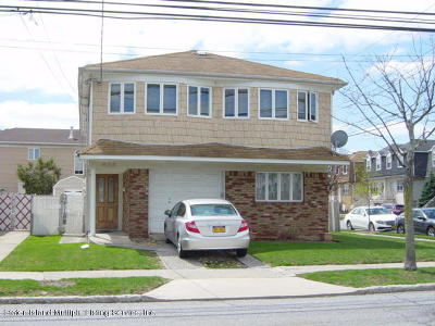 Two Family Home For Sale: 486 Watchogue Road