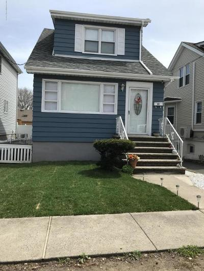 Staten Island Single Family Home For Sale: 20 Hartford Street