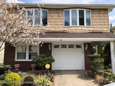 Staten Island Two Family Home For Sale: 55 Satterlee Street