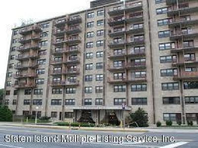 Staten Island Co-op For Sale: 1000 Clove Road #10 R