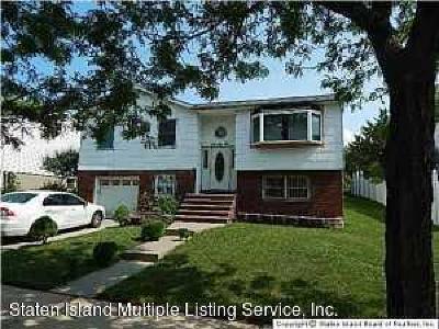 Staten Island NY Single Family Home Acceptance: $679,000