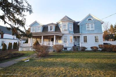 Single Family Home For Sale: 6019 Amboy Road