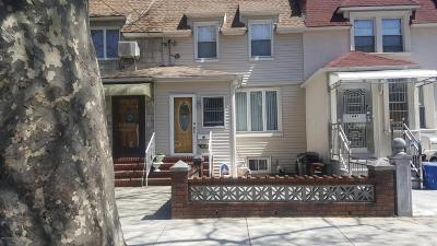 Brooklyn Single Family Home For Sale: 1639 71 Street