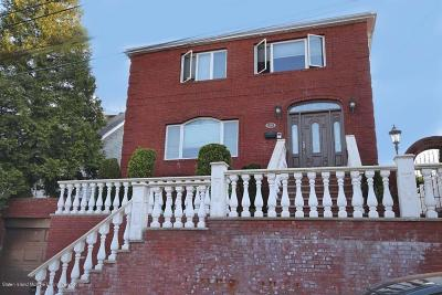Two Family Home For Sale: 34 Beach Avenue