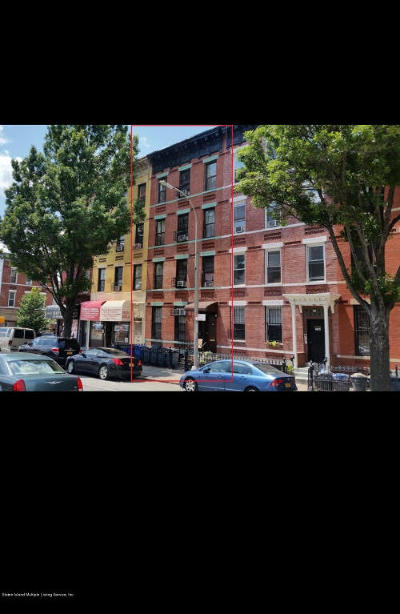 Brooklyn Multi Family Home For Sale: 736 4th Avenue