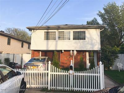 Single Family Home For Sale: 246 Poultney Street