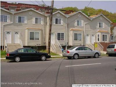 Staten Island Single Family Home For Sale: 348 Targee Street
