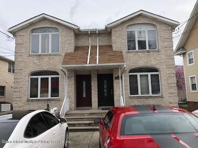Two Family Home For Sale: 3078 Richmond Road