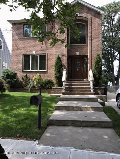 Single Family Home For Sale: 246 Fanning Street