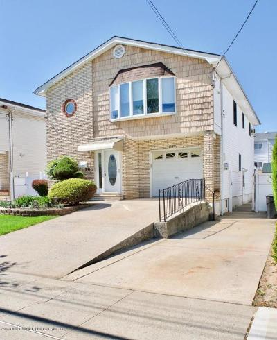 Staten Island Two Family Home For Sale: 489 Genesee Avenue