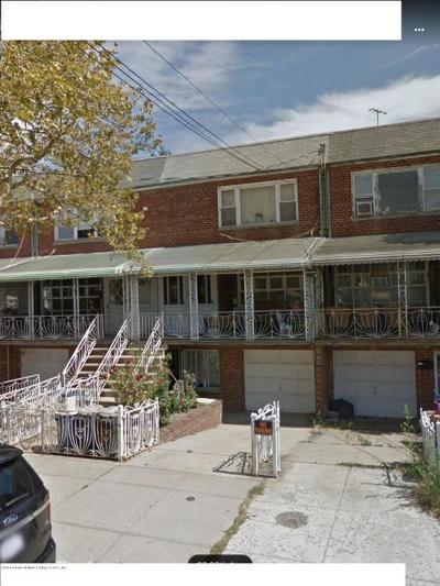 Brooklyn Multi Family Home For Sale: 37 28th Ave.