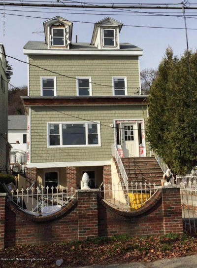 Two Family Home For Sale: 124 Saint Pauls Avenue
