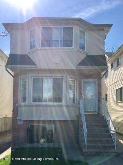 Staten Island Two Family Home For Sale: 254 Lake Avenue #B