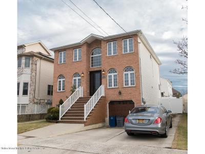 Staten Island Two Family Home For Sale: 284 Darlington Avenue