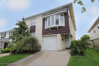 Staten Island Two Family Home For Sale: 53 Levit Avenue