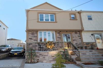 Staten Island Semi-Attached For Sale: 430 Ridgewood Avenue