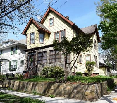 Staten Island Two Family Home For Sale: 231 Deems Avenue