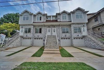 Staten Island Single Family Home For Sale: 1985 Clove Road