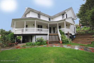 Staten Island Two Family Home For Sale: 931 Richmond Road