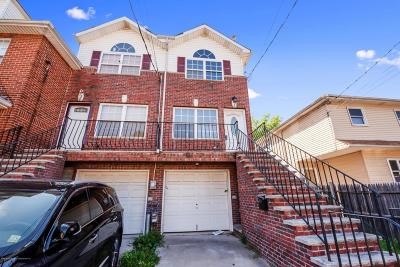 Staten Island Semi-Attached For Sale: 136 Nicholas Avenue