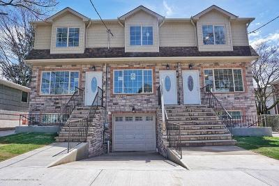 Staten Island Single Family Home For Sale: 467 Oder Avenue