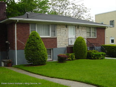 Staten Island Two Family Home For Sale: 928 Richmond Road