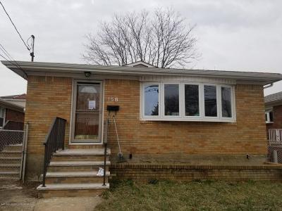 Staten Island Single Family Home For Sale: 158 Hett Avenue
