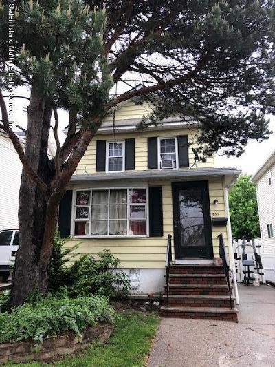 Staten Island Single Family Home For Sale: 359 Ridgewood Avenue