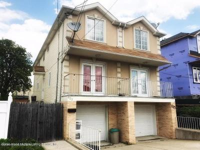 Staten Island Semi-Attached For Sale: 623 Lincoln Avenue