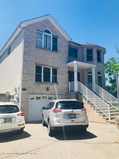 Staten Island Two Family Home For Sale: 26 Bayview Avenue
