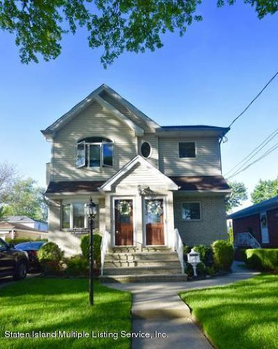 Two Family Home Acceptance: 49 Hunter Avenue
