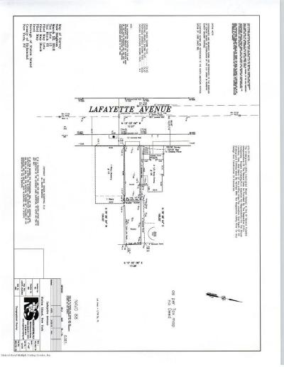 Staten Island Residential Lots & Land For Sale: Lafayette Avenue