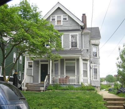 Staten Island NY Single Family Home For Sale: $519,500