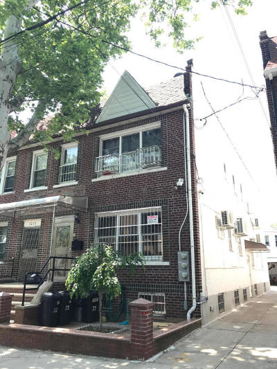 Brooklyn Two Family Home For Sale: 1236 72 Street