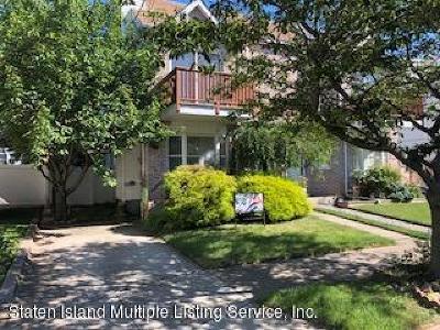 Richmond County Semi-Attached For Sale: 9 Oceanview Avenue