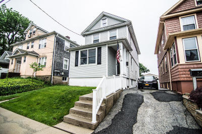 Single Family Home Acceptance: 38 Eldridge Avenue