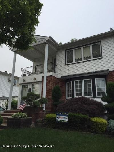 Two Family Home For Sale: 695 Collfield Avenue