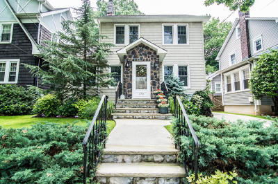 Single Family Home Acceptance: 170 Crowell Avenue