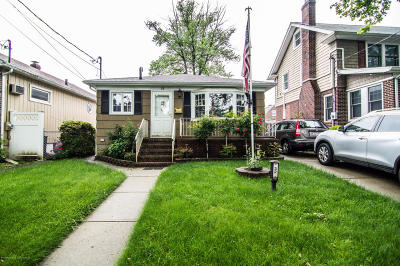 Single Family Home Acceptance: 32 Sterling Avenue