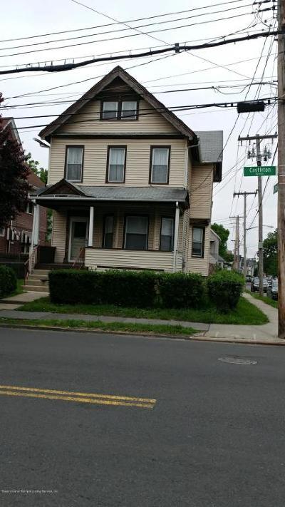 Single Family Home Acceptance: 1621 Castleton Ave