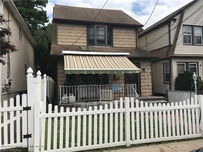 Staten Island Two Family Home For Sale: 338 Clifton Avenue