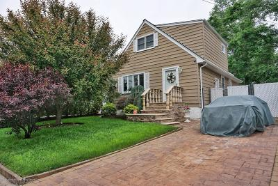 Single Family Home Acceptance: 869 Marcy Avenue