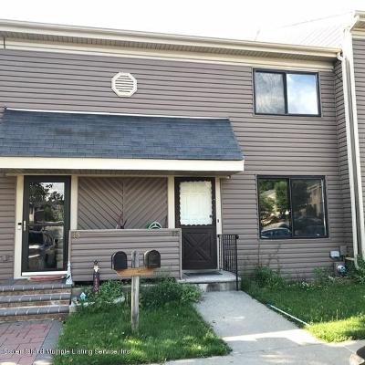 Condo/Townhouse For Sale: 17 Cypress Loop