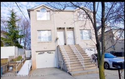 Staten Island Rental For Rent: 187 Colon Avenue