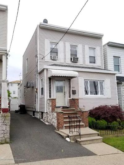 Staten Island Semi-Attached For Sale: 594 Tompkins Avenue