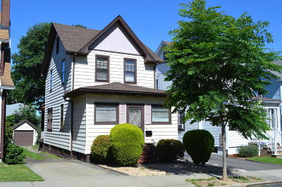 Single Family Home Acceptance: 54 Quinlan Avenue