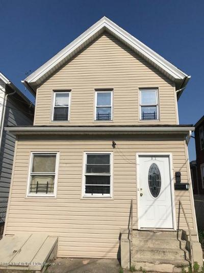 Staten Island Two Family Home Acceptance: 91 Sharpe Avenue